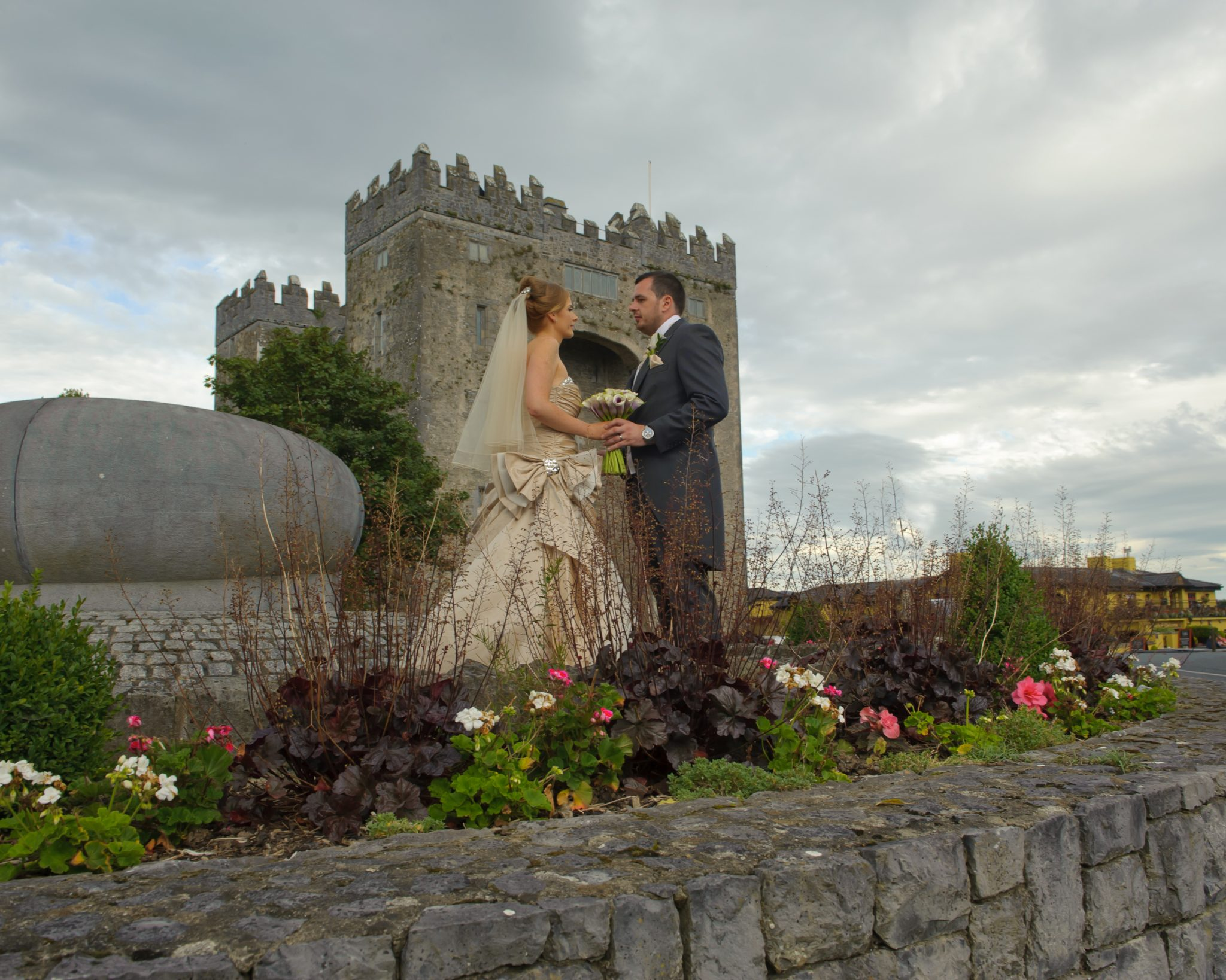 Wedding Photos Bunratty Castle Bunratty Castle